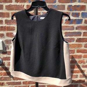 Boden Audrey color block sleeveless top  sz. 10
